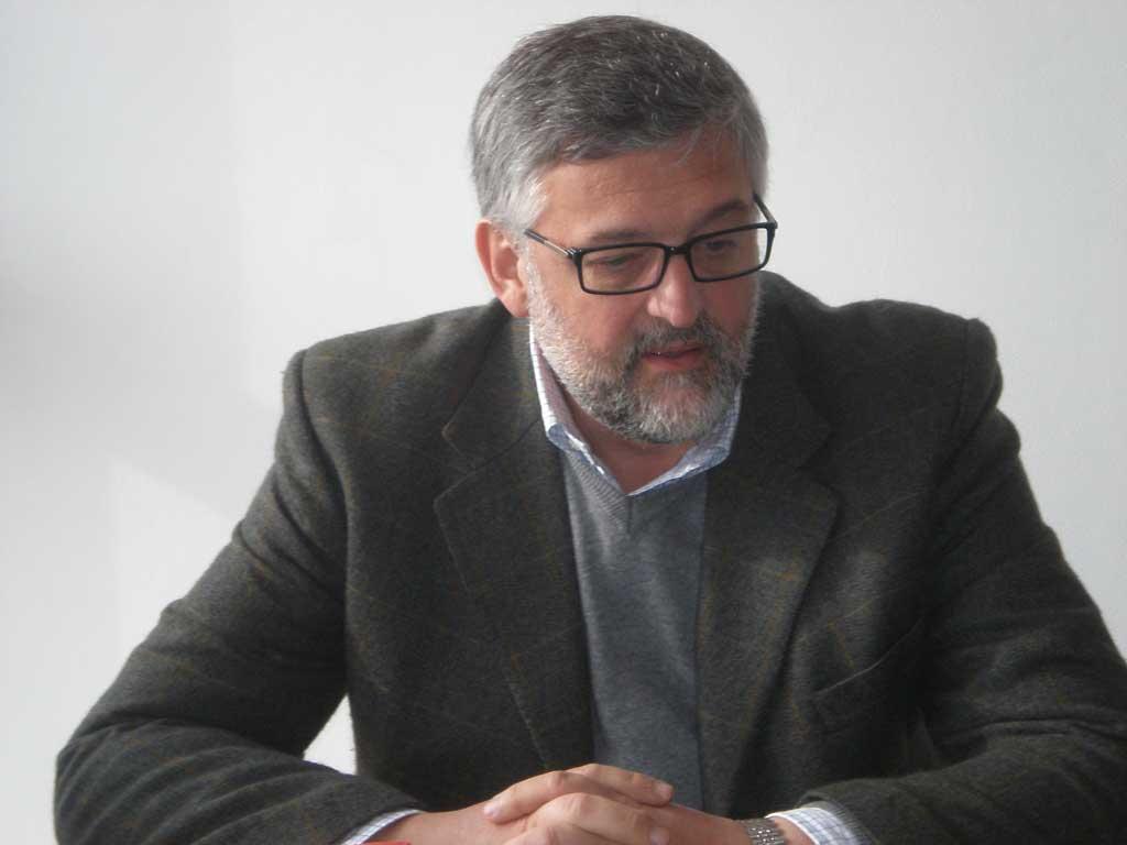 """Villegas asegura que la Provincia """"no quiere eliminar ni pulverizar la paritaria"""