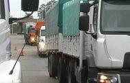 Anuncian restricción en rutas de camiones por el Día de la Revolución de Mayo