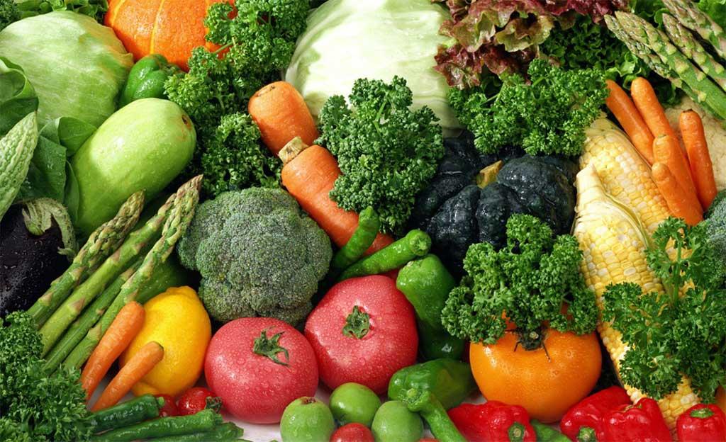 Por el frío, se redujo el ingreso de hortalizas