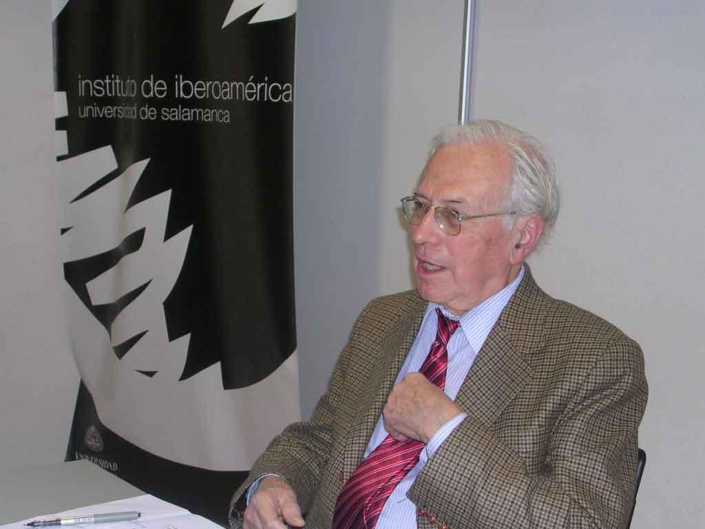 Falleció Torcuato Di Tella, fundador del instituto