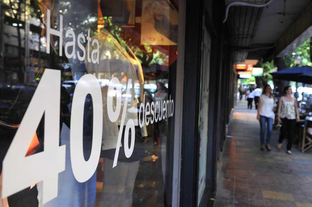 Las ventas minoristas bonaerenses cayeron 0,9% en agosto, según FEBA