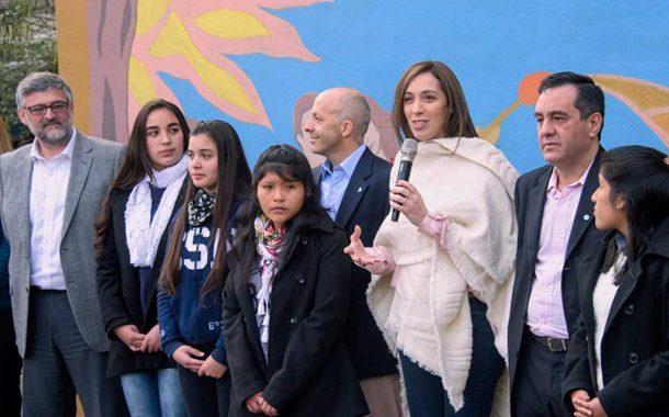 Vidal ratificó su apoyo a los policías que