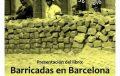"""Presentan en Rojas el libro """"Barricadas en Barcelona"""""""