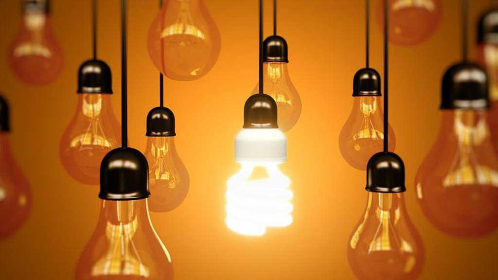Facturas de luz con aumentos promedio del 58%