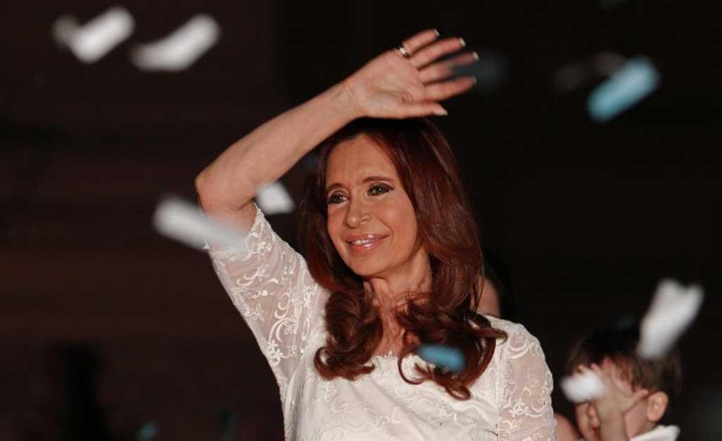 Cristina Kirchner anunció el frente Unidad Ciudadana para las PASO