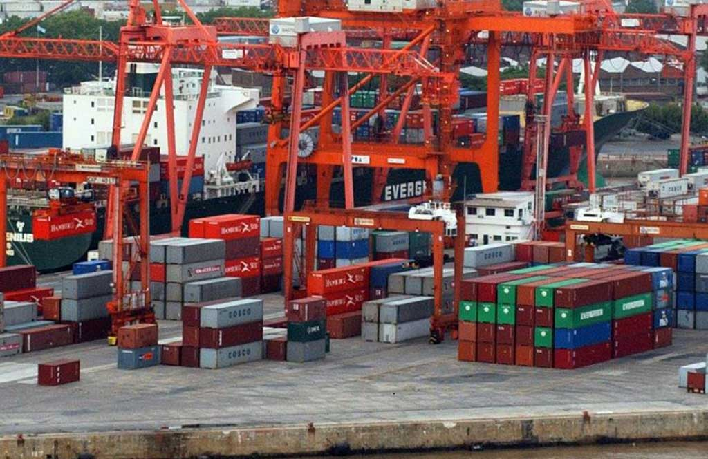 La Provincia publicó los datos de la logística portuaria