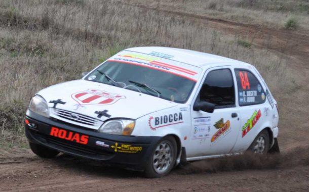 Ruben Rosato ganó en Suipacha y se quedó con el campeonato absoluto del Federal