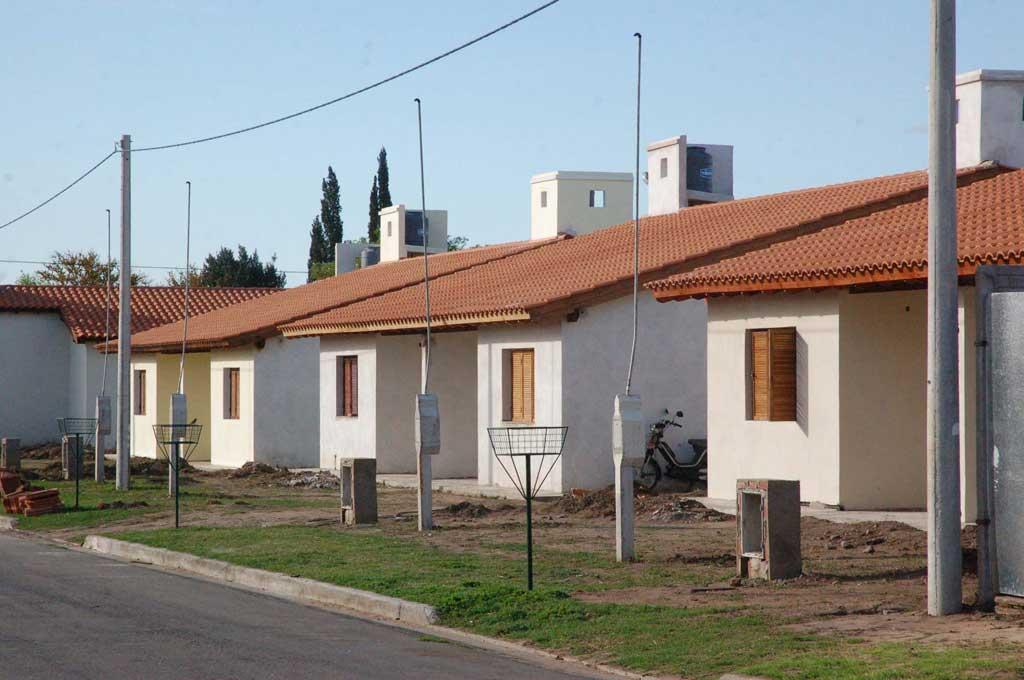 Analizan un plan de viviendas para municipios de la Segunda y Cuarta Sección