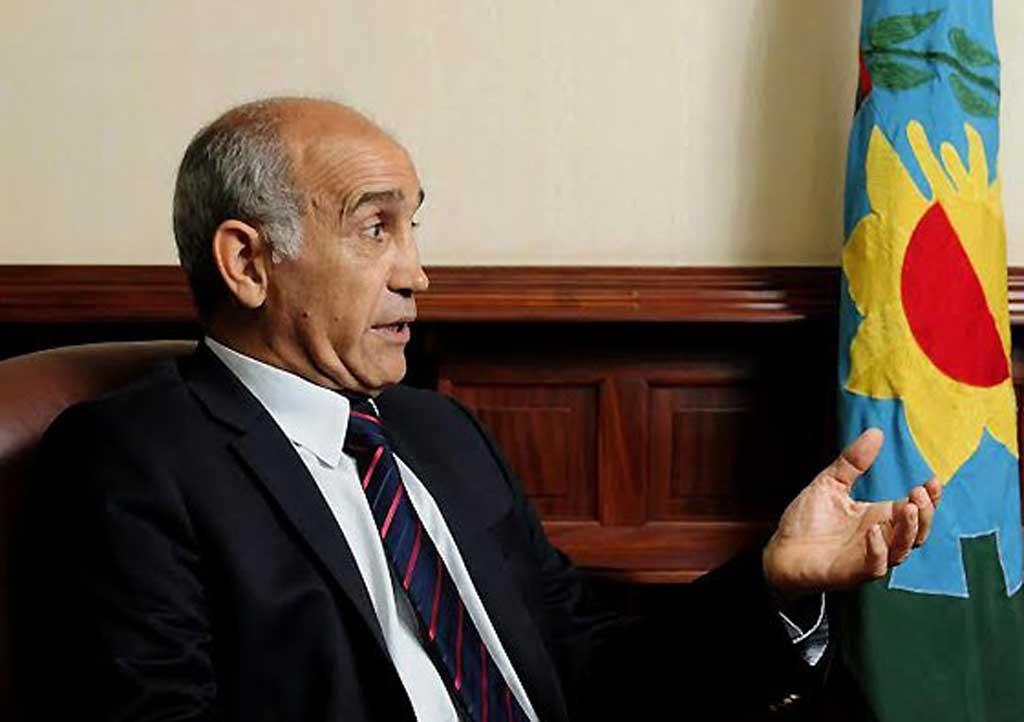 """Salvador: """"El campo es un motor vital de la economía Argentina"""""""