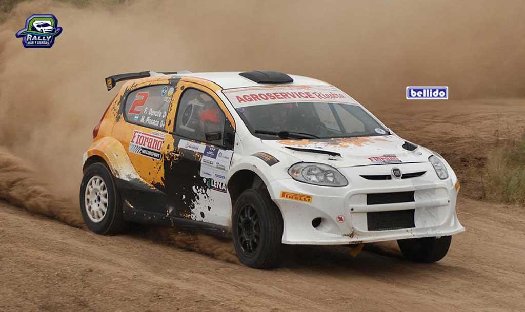 Castelli trabaja para recibir al Rally Mar y Sierras