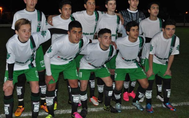 Fútbol: la Selección Sub 15 empató y clasificó