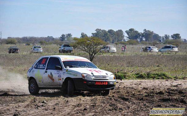 Ruben Rosato vuelve al rally en la fecha de Rojas
