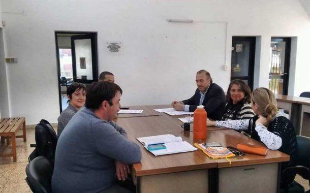 H.C.D.: La Comisión de Seguridad se reunió con Ana Basualdo