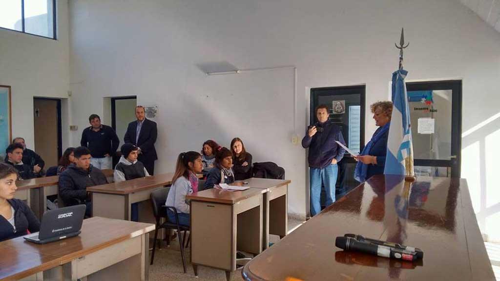 Primer encuentro de Centro de Estudiantes y Parlamentarios