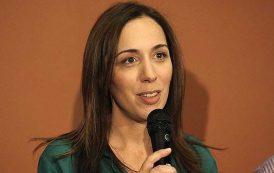 Vidal asumió la titularidad del PRO bonaerense