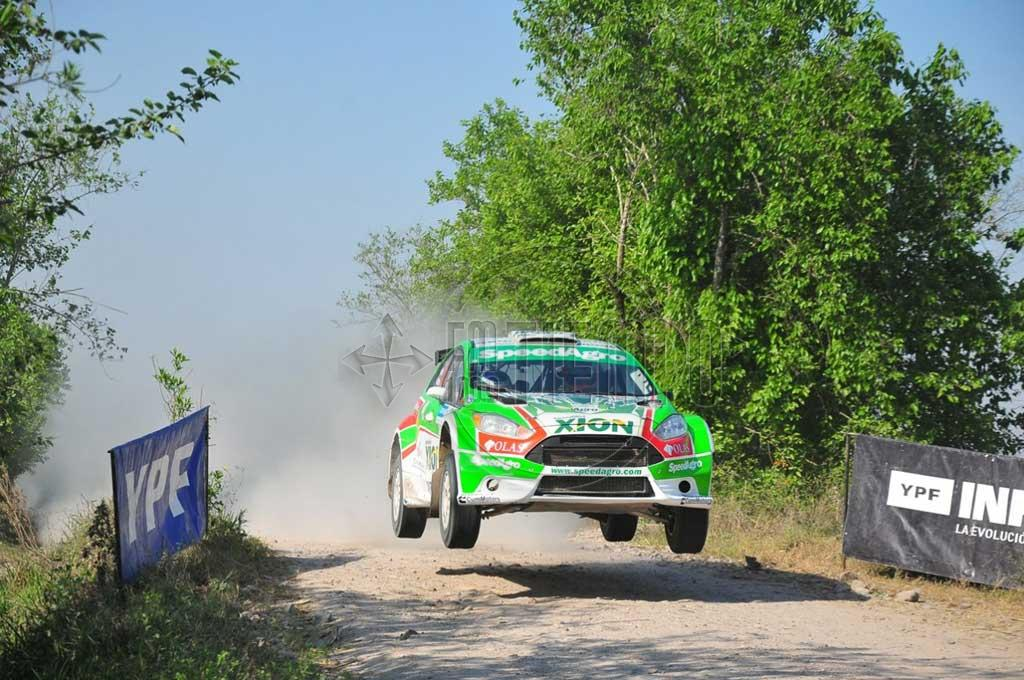 Rally Argentino: Ligato se llevó todo,