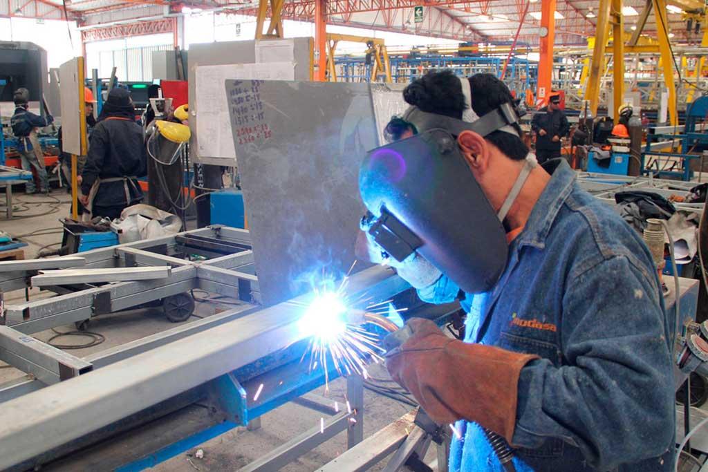 Industria y construcción volvieron a registrar en junio un aumento de su actividad
