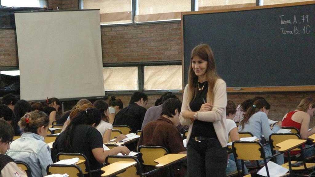 Gremios docentes rechazaron el aumento y hay paro