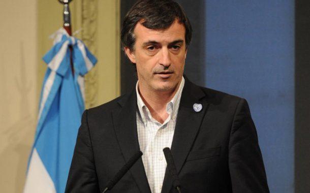Esteban Bullrich encabezará la lista de Cambiemos en provincia