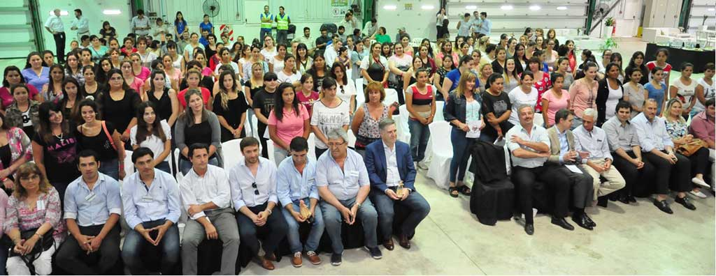 """""""Monsanto afianza su compromiso con las comunidades de Rojas y Zarate"""""""