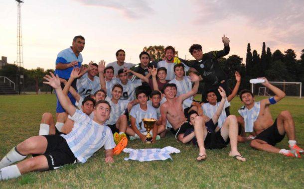 Fútbol: Argentino se consagró campeón en la Sub 17