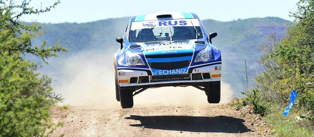 Se conoce el recorrido de la última fecha del Rally Argentino