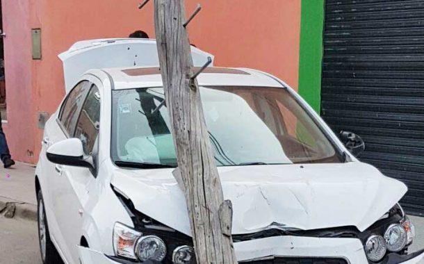 Accidente en la vía pública