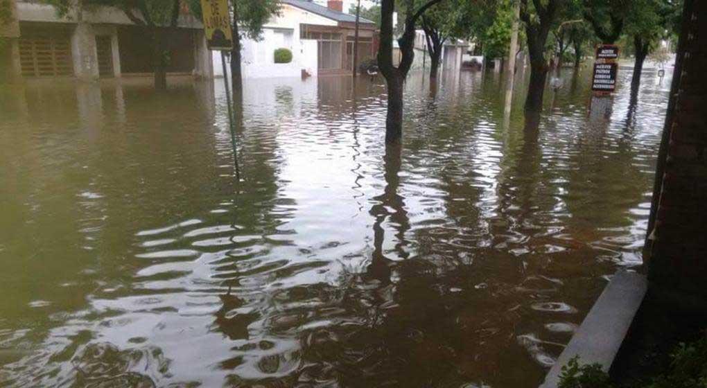 Hay 450 evacuados en Pergamino y Arrecifes por las inundaciones