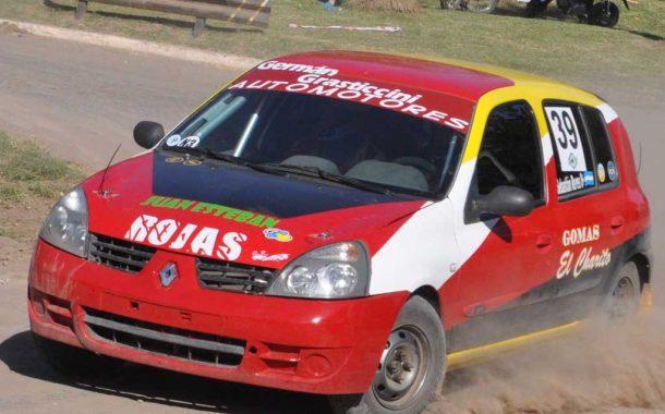Rally Santafesino:  Sebastian Reyes fue tercero en Villa Eloisa