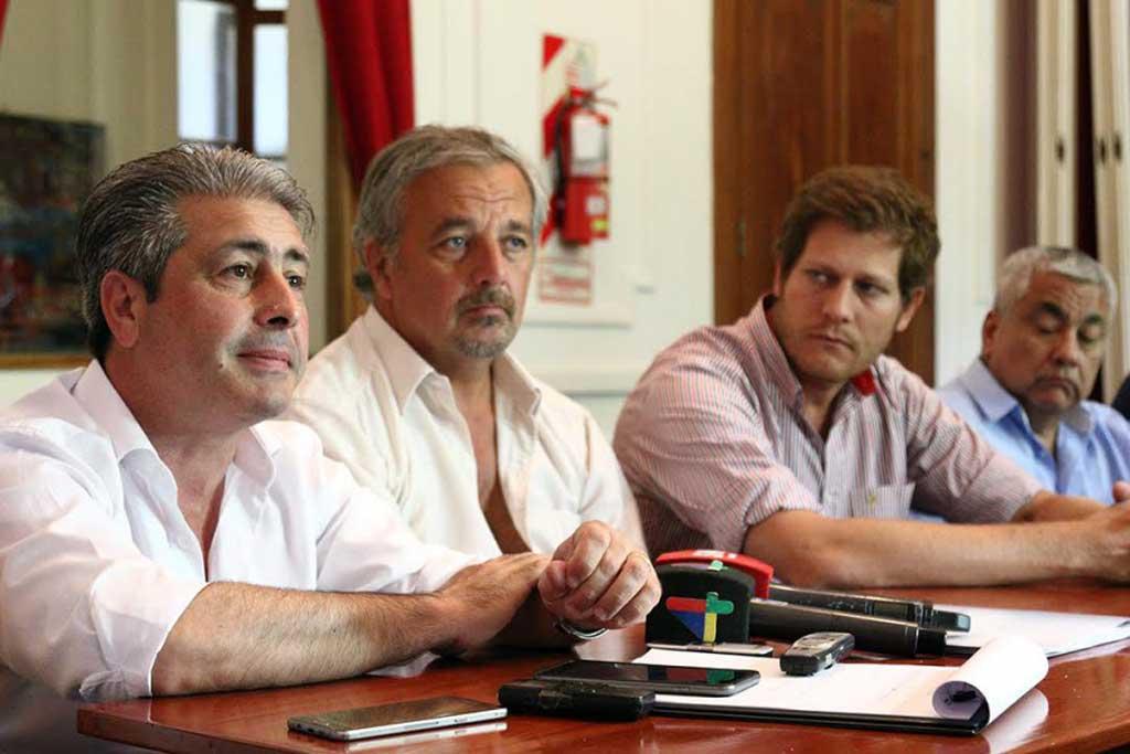 Rossi encabezó reunión del Comité de Cuenca del Río Arrecifes