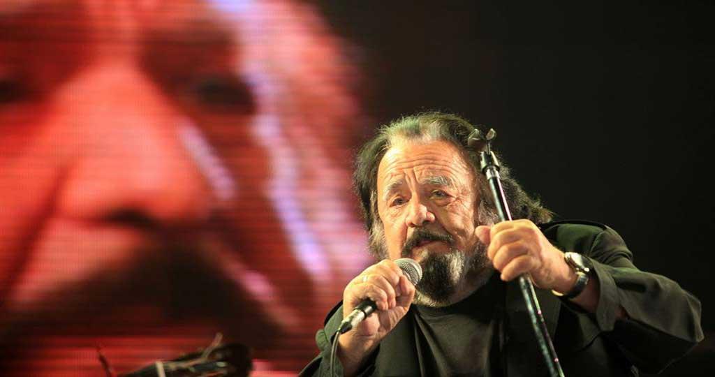 Falleció Horacio Guarany