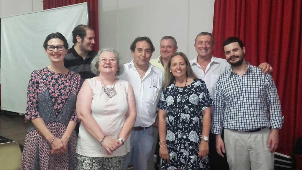 Rojas fue sede del encuentro regional de Municipios Saludables