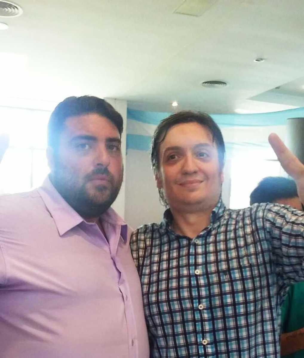 El PJ-FPV de Rojas presente en el congreso provincial en San Vicente
