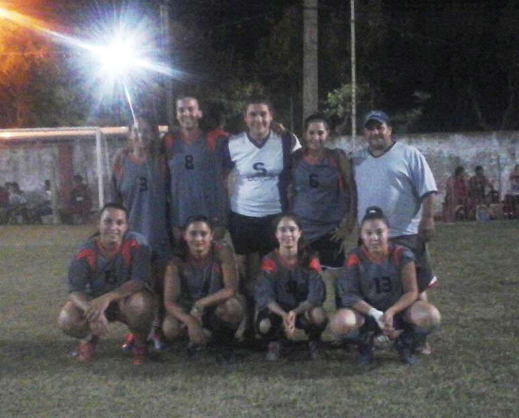 Equipos de Rafael Obligado jugaron en Baigorrita