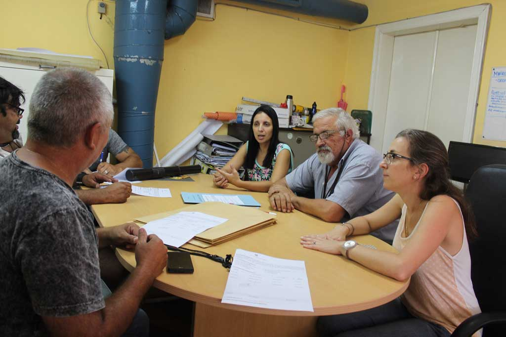 Jardín Maternal: se viene la etapa de ejecución de desagües y contrapisos