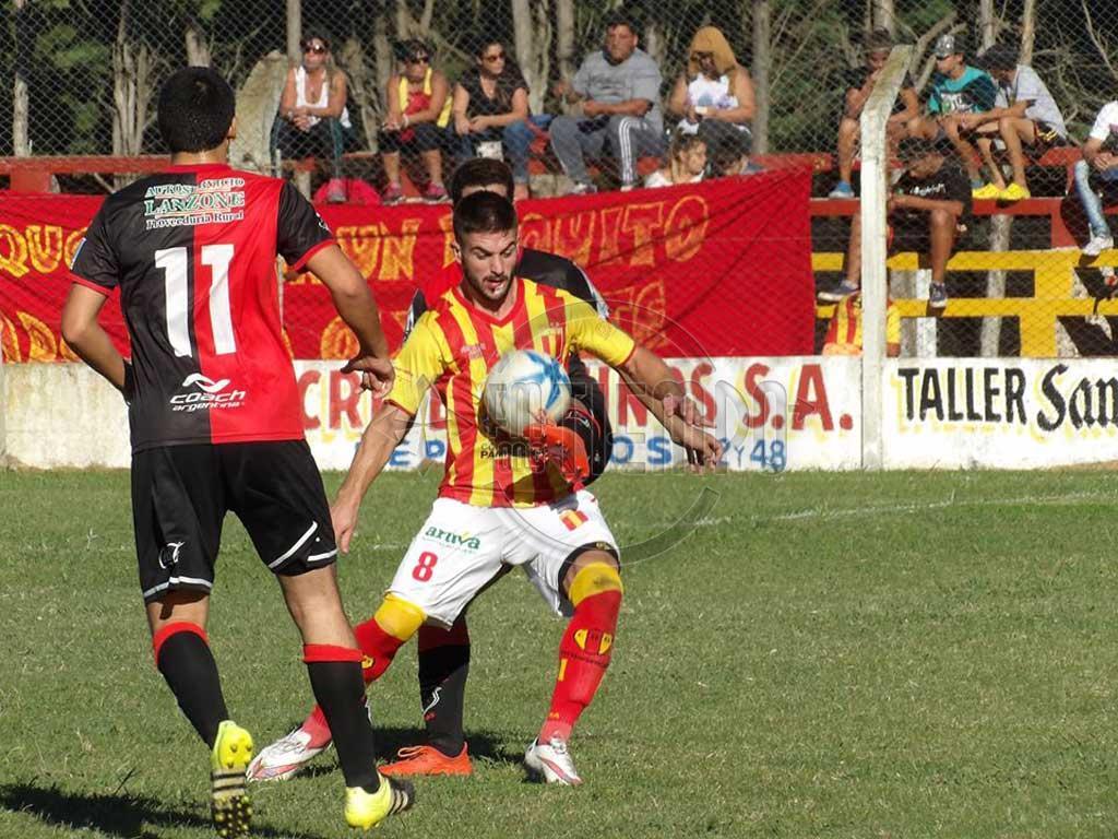 A Barracas le alcanzó con un gran primer tiempo para golear a Jorge Newbery