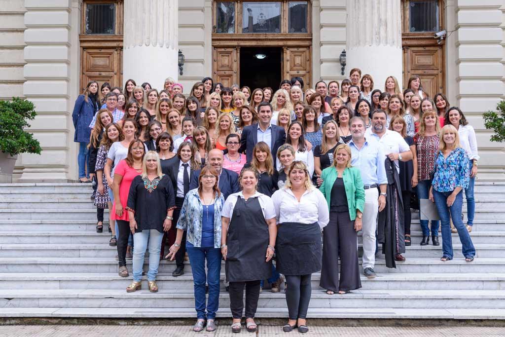 La cámara destinará recursos para luchar contra la violencia de género