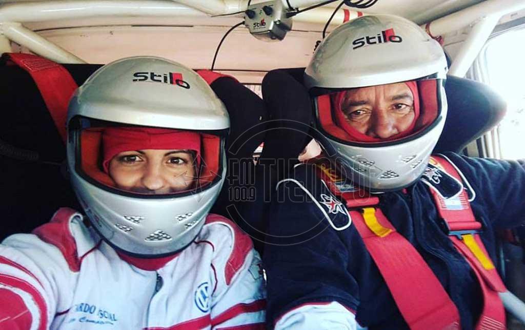 Rally Santafesino: Andrés Álvarez consiguió su primera victoria en Soldini