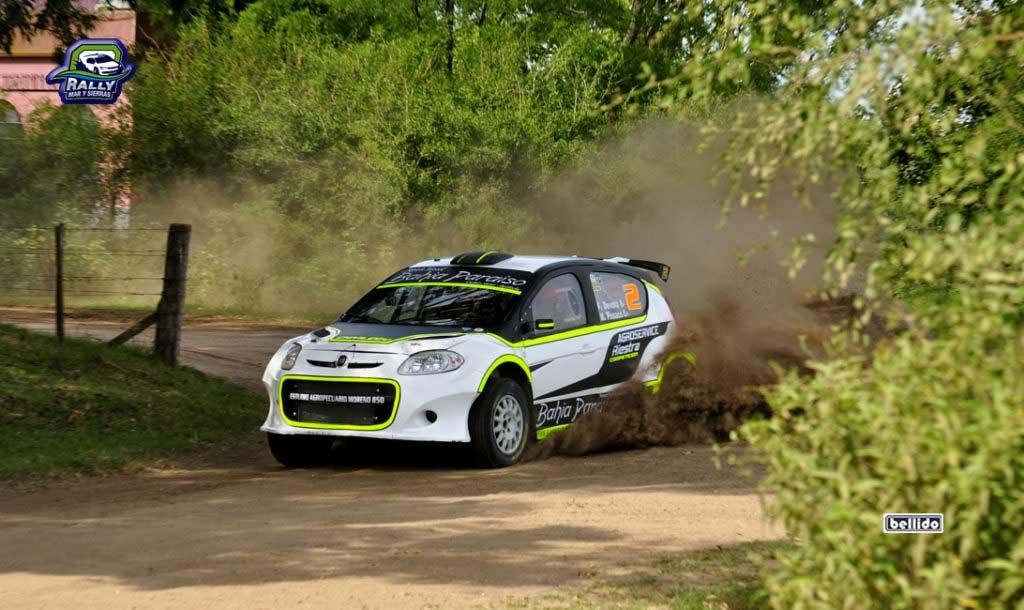 Cuenta regresiva para el Gran Premio Coronación del Rally Mar y Sierras