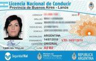 Se prorroga el vencimiento de las licencias de conducir por 120 días