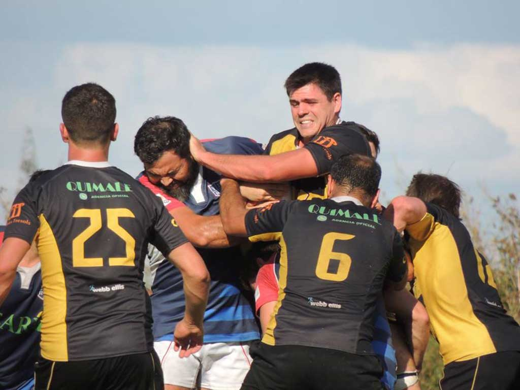 Rugby: Yagua Pitá logró su primera victoria del año