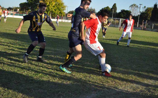Fútbol: los equipos de Rojas juegan entre jueves y sábado