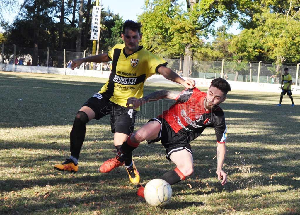 Fútbol: reglamento del torneo local