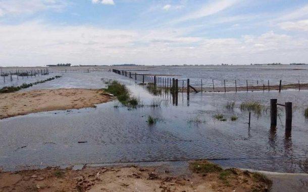 Denuncian penalmente a la Provincia por el manejo del agua