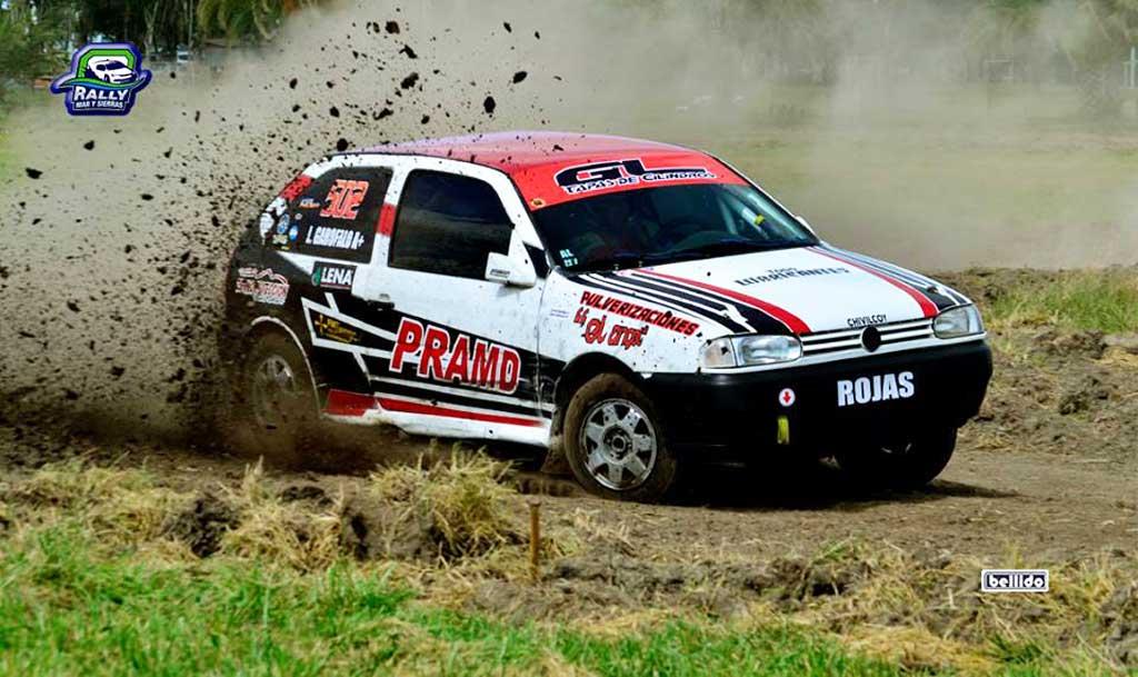 La 2da. fecha del Rally Mar y Sierras se corre en Lavalle