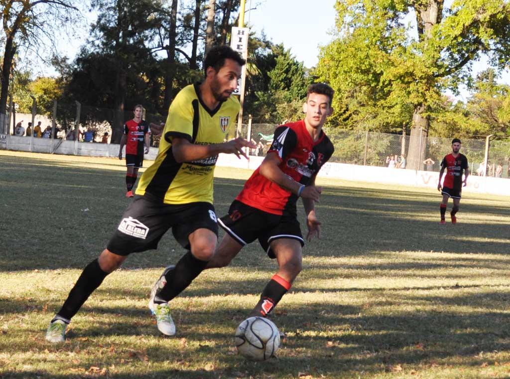 Fútbol: se suspendió toda la actividad del fin de semana