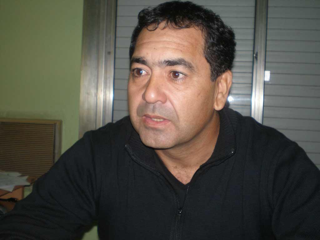 Macario Navarro: