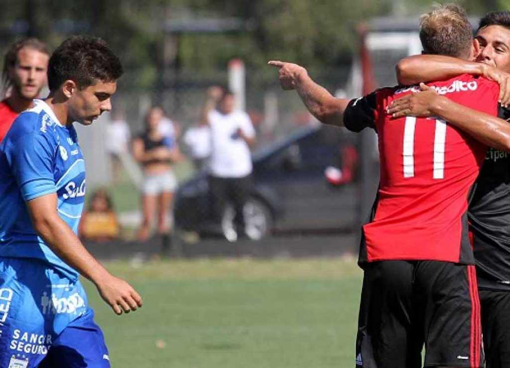 Tissera convirtió un gol en la victoria de la Reserva de Newell's