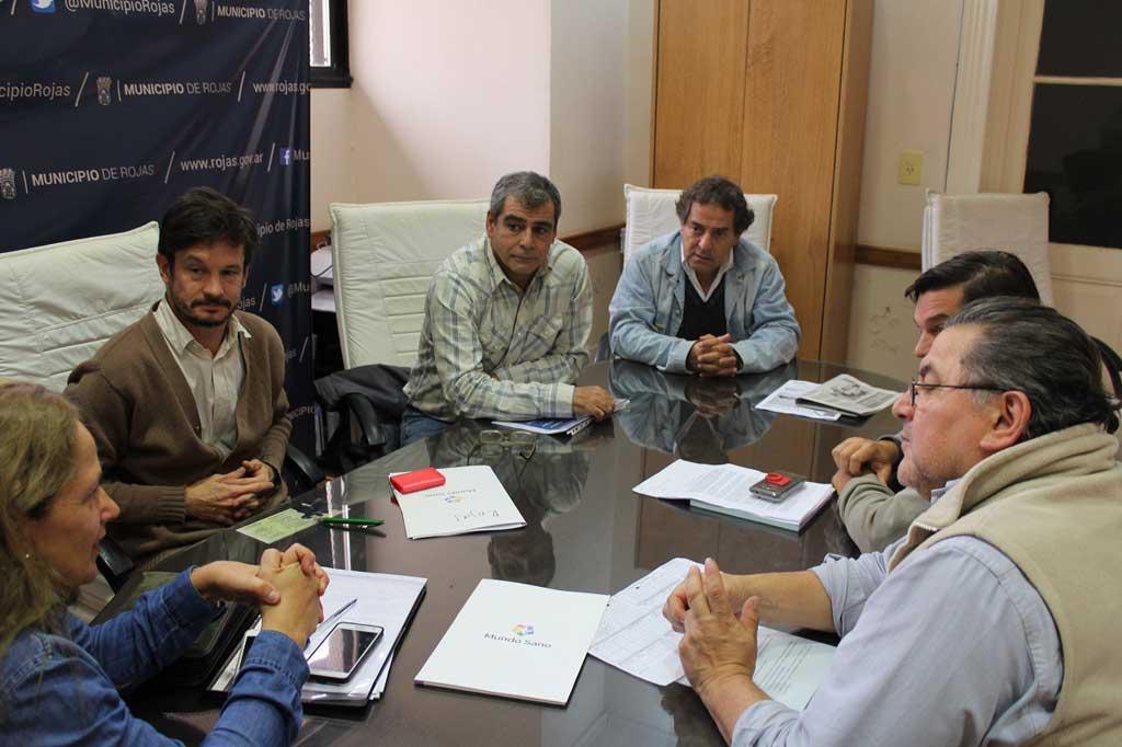 El Municipio firmó convenio con Mundo Sano