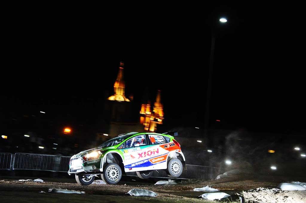 Rally Argentino: manda Preto;